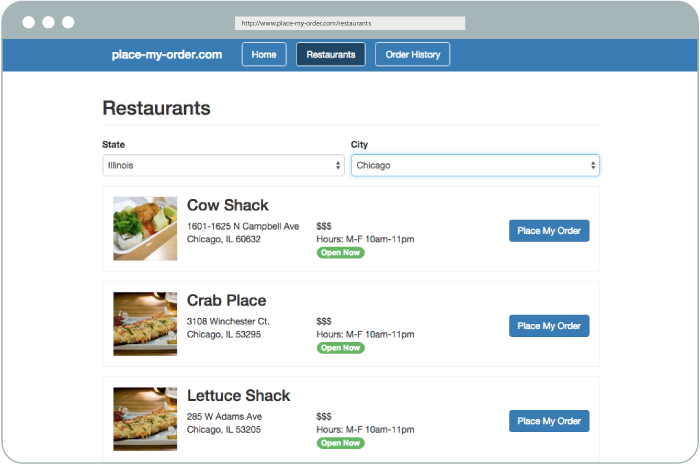 Restaurant Ordering App Android Source Code Github